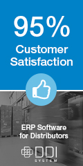 ERP Software Earns 95% Satisfaction Rating